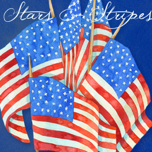 Patriotic paintings